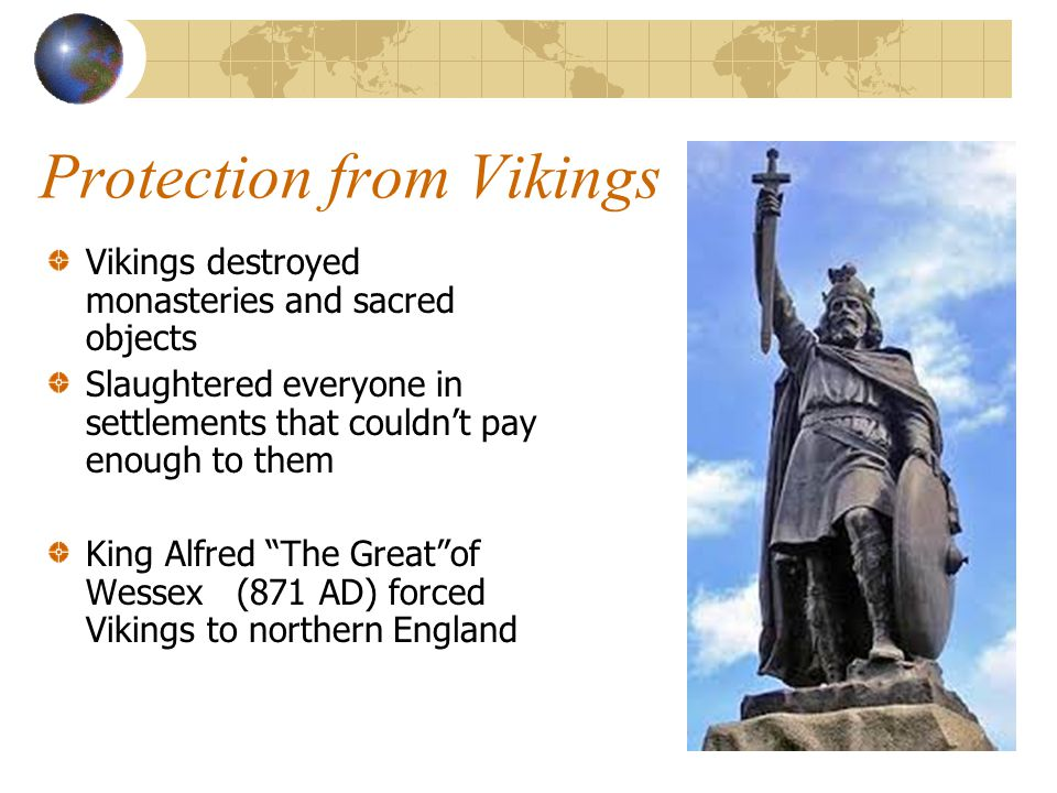 Protection from Vikings