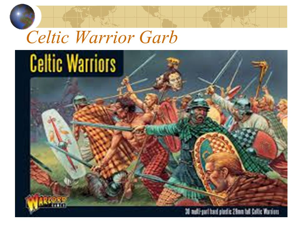 Celtic Warrior Garb