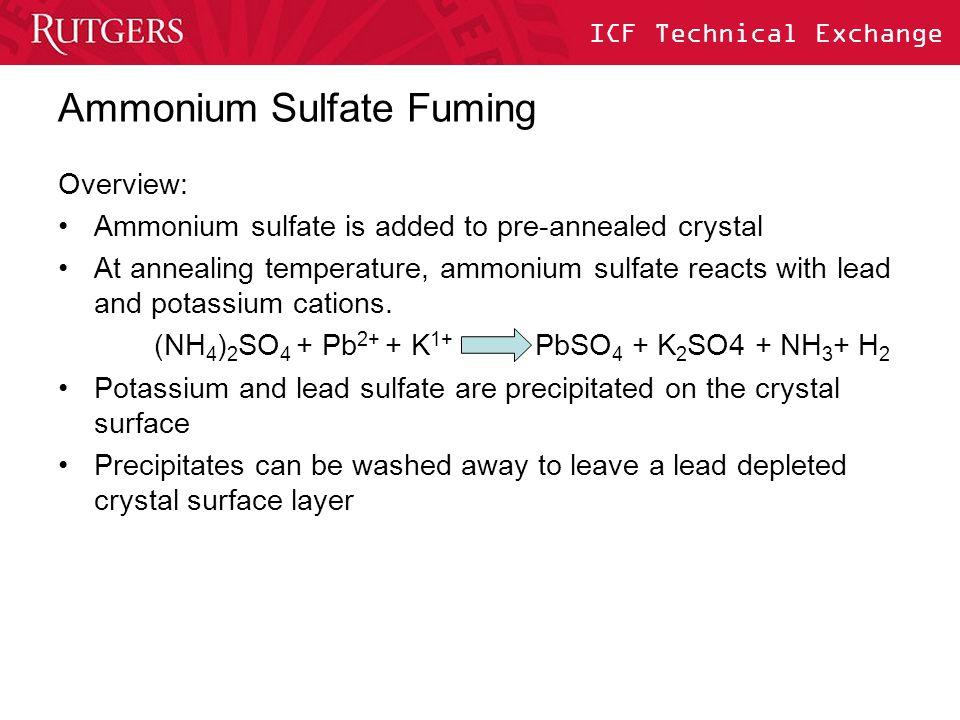 Ammonium Sulfate Fuming