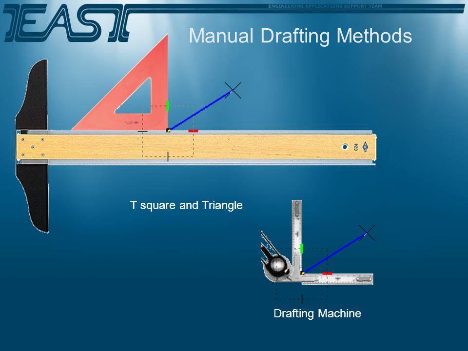 Manual Drafting Methods
