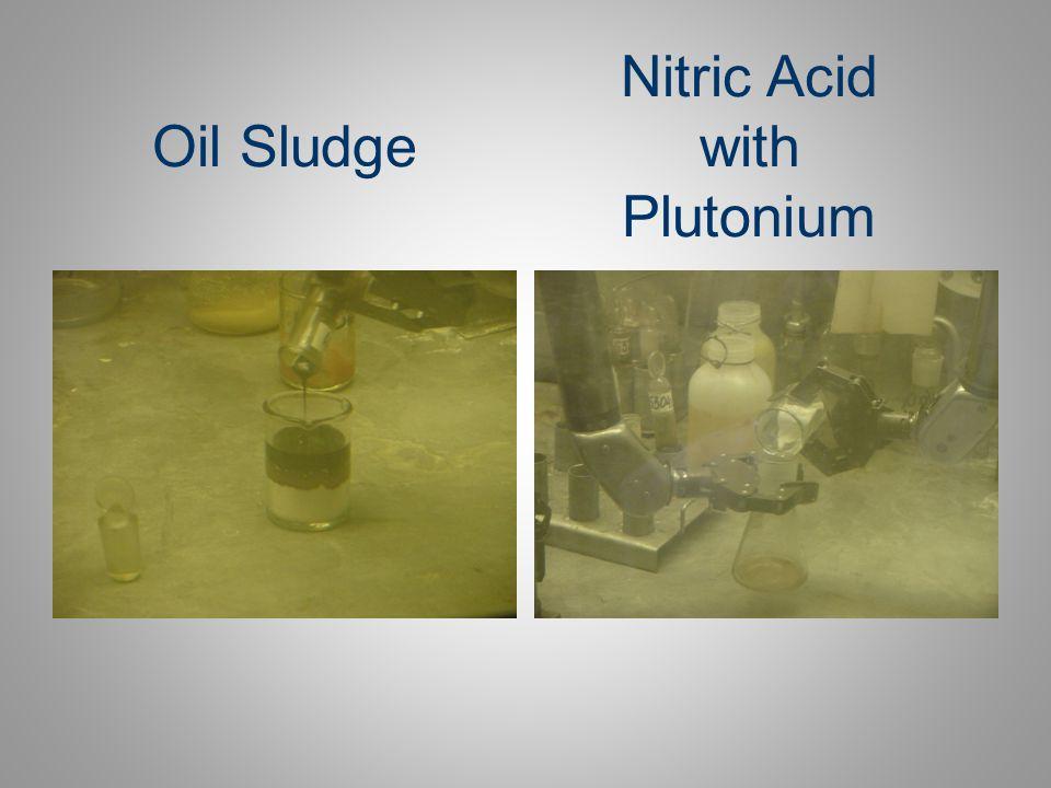 Nitric Acid with Plutonium