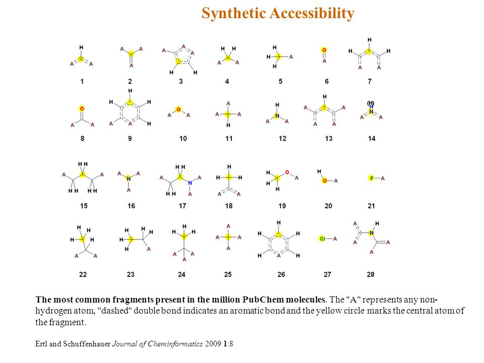 Synthetic Accessibility
