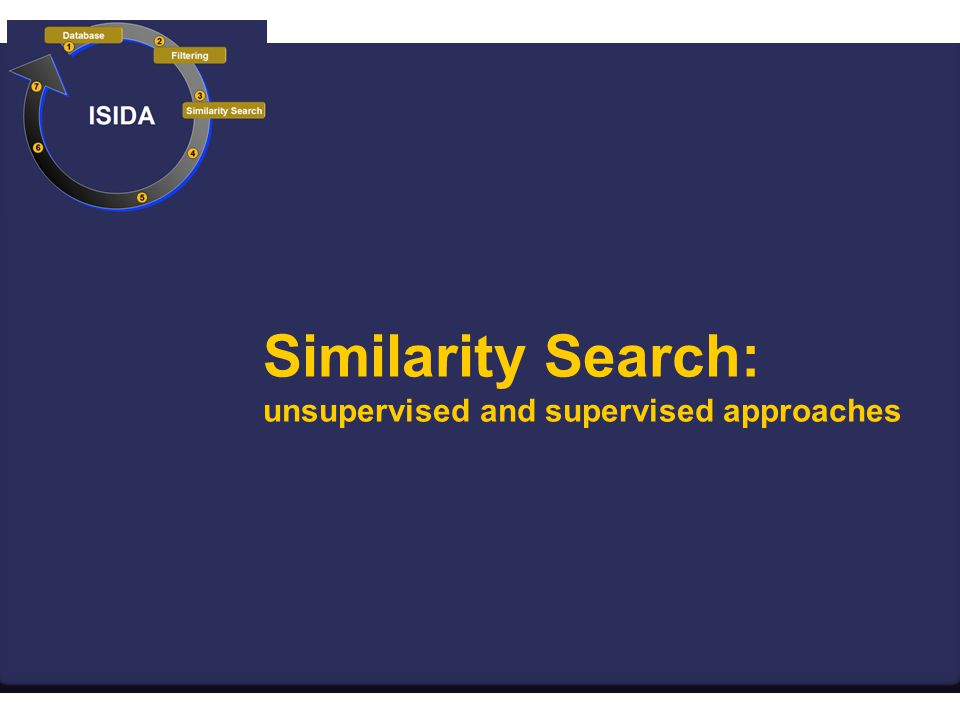 Similarity Search: unsupervised and supervised approaches 29