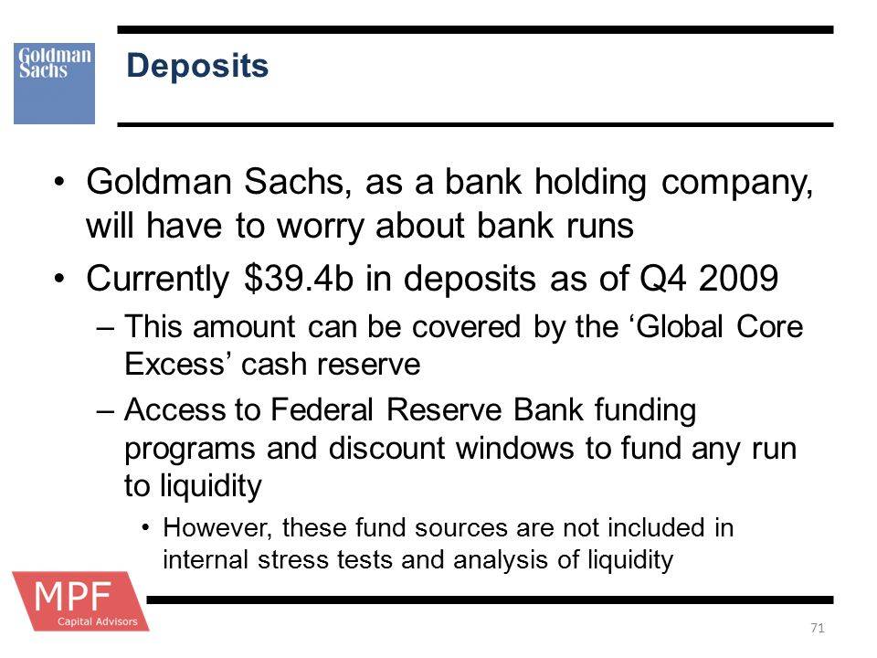 Currently $39.4b in deposits as of Q4 2009