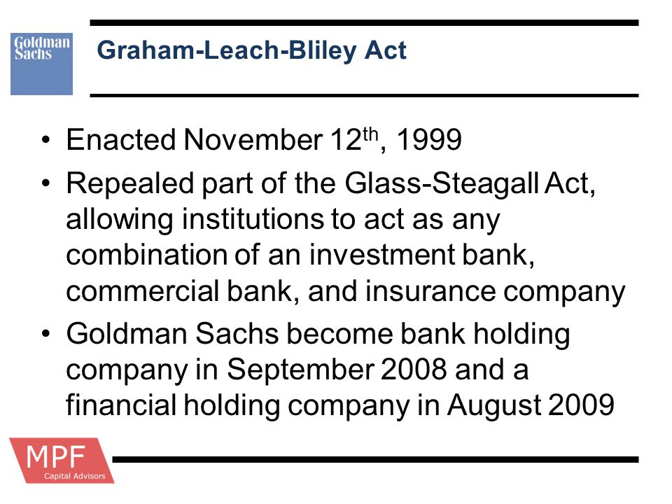 Graham-Leach-Bliley Act