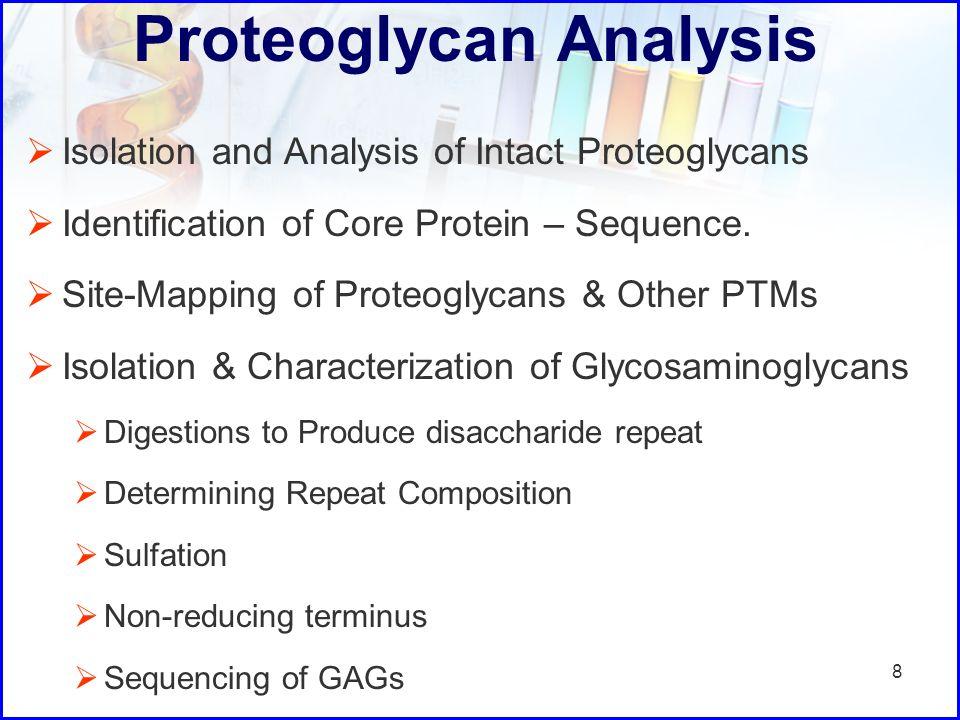 Proteoglycan Analysis