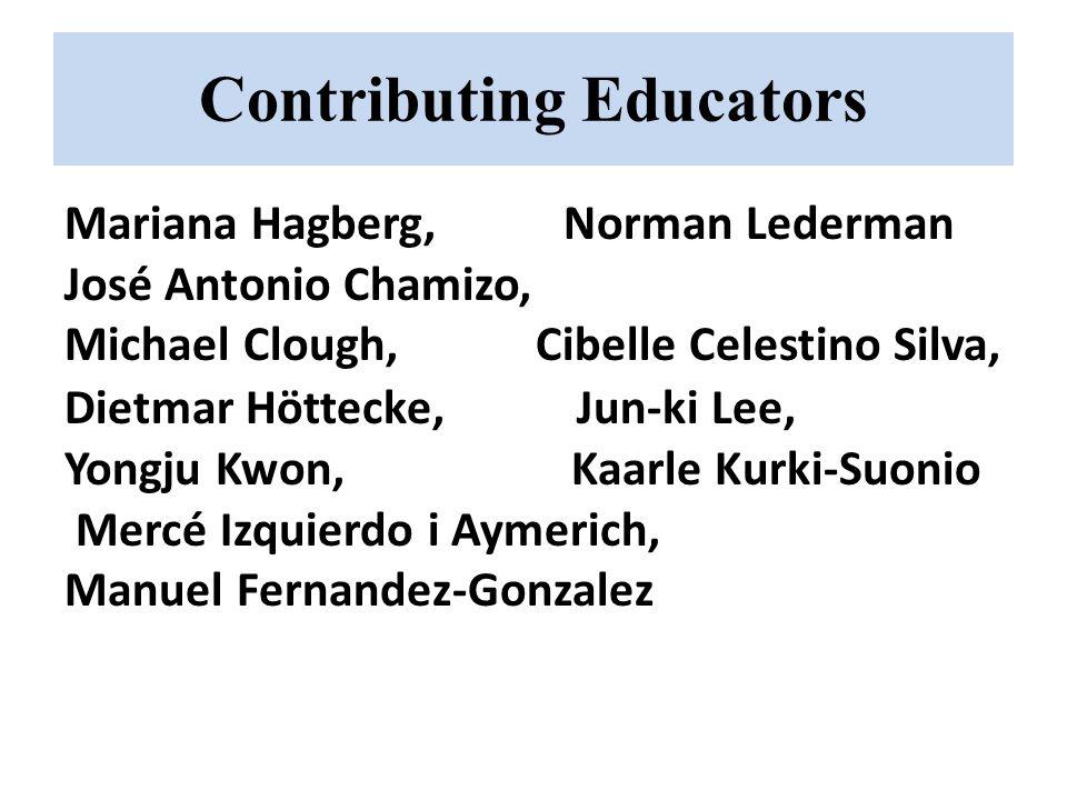 Contributing Educators