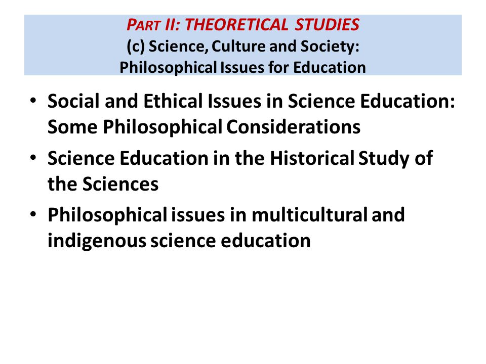 Science Education in the Historical Study of the Sciences