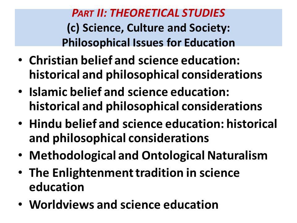 Methodological and Ontological Naturalism