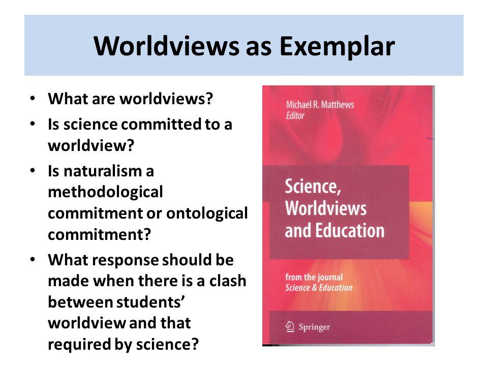 Worldviews as Exemplar