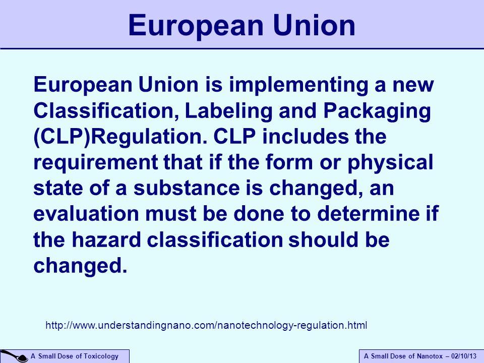 April 14, 2017 European Union.