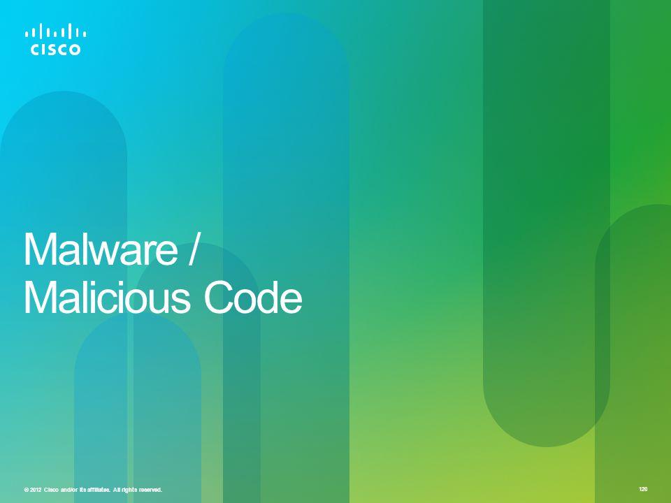 Malware / Malicious Code