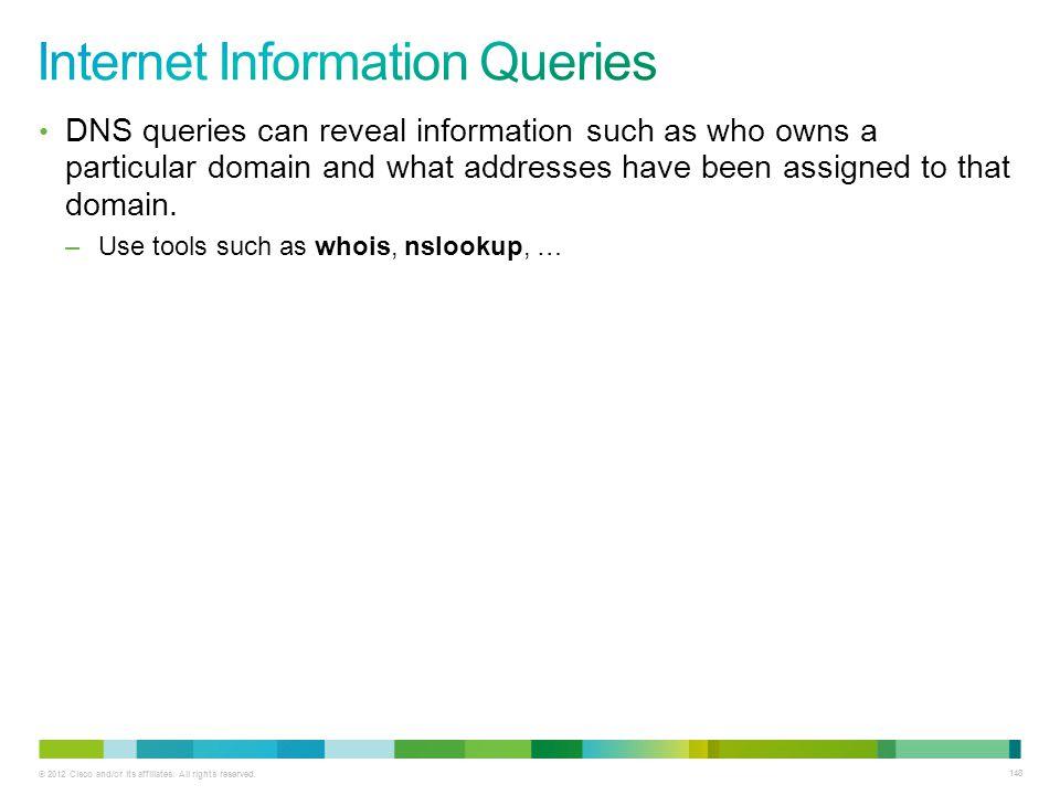 Internet Information Queries