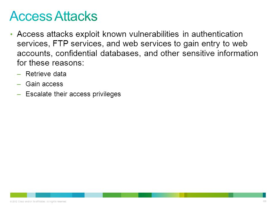 Access Attacks