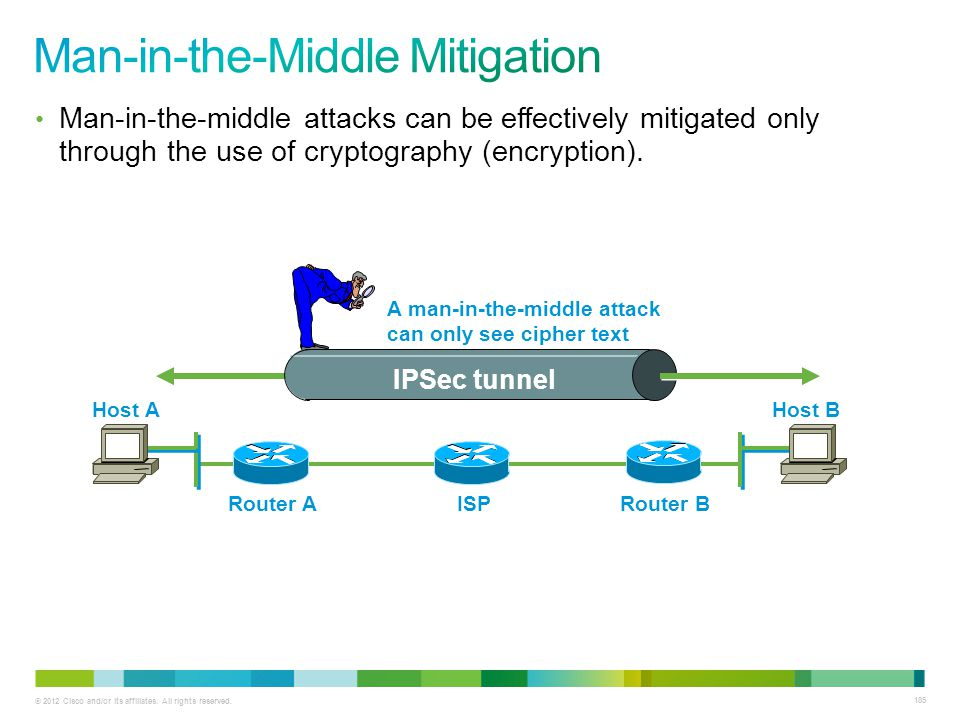 Man-in-the-Middle Mitigation