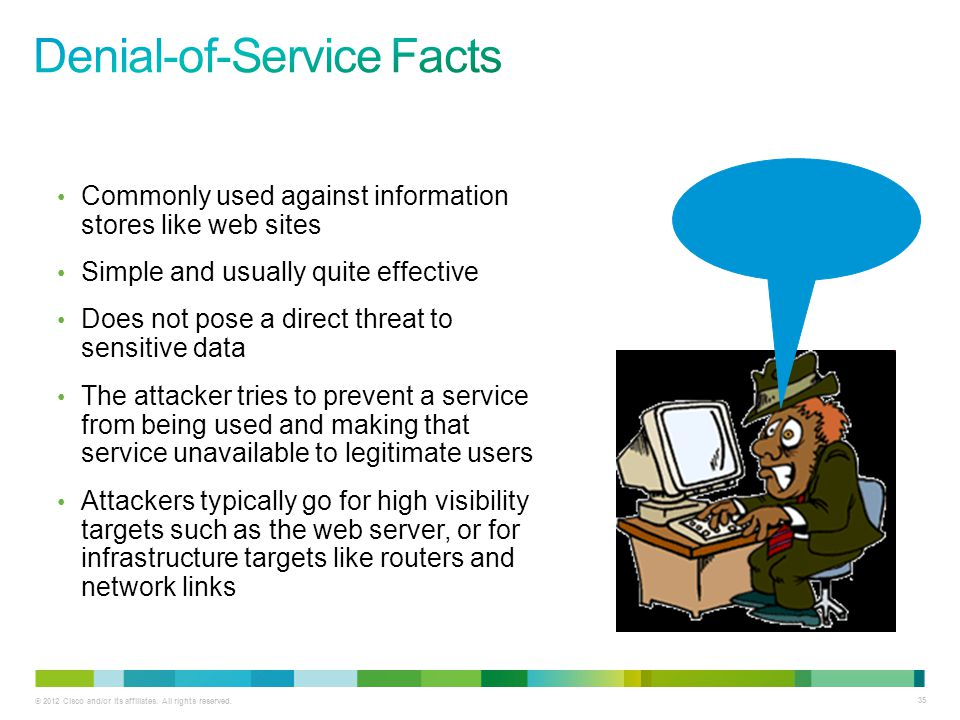 Denial-of-Service Facts