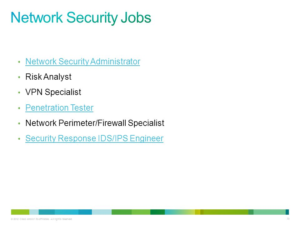 Network Security Jobs Network Security Administrator Risk Analyst