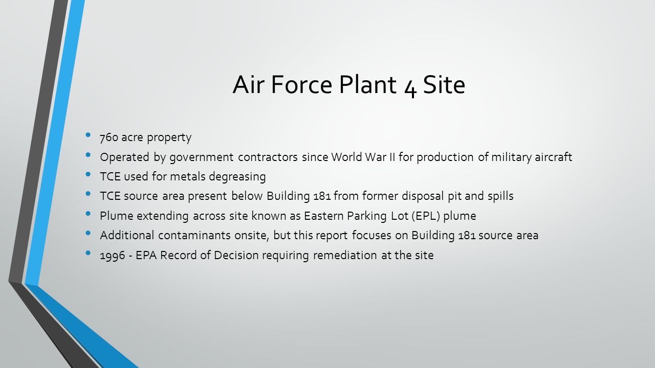 Air Force Plant 4 Site 760 acre property