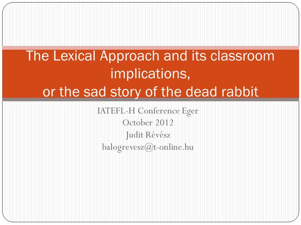 IATEFL-H Conference Eger