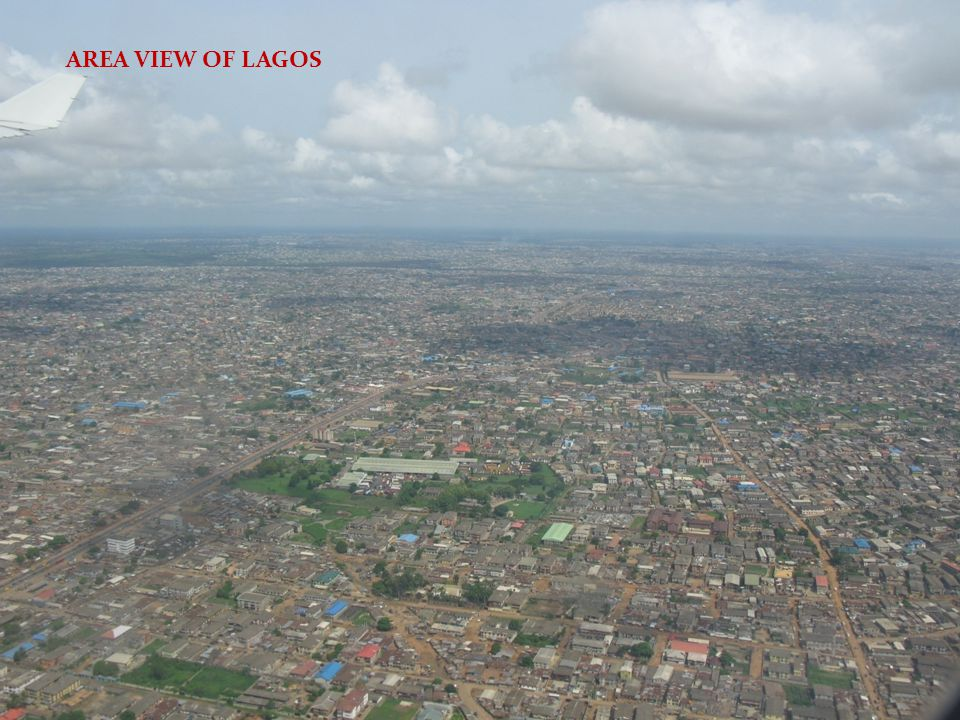 AREA VIEW OF LAGOS