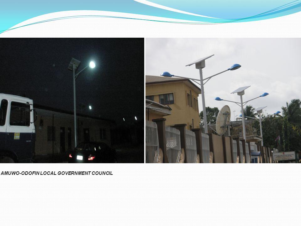 AMUWO-ODOFIN LOCAL GOVERNMENT COUNCIL