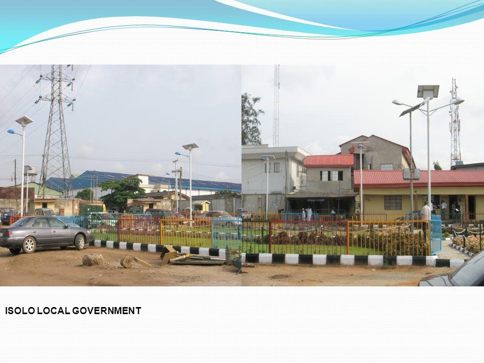 ISOLO LOCAL GOVERNMENT