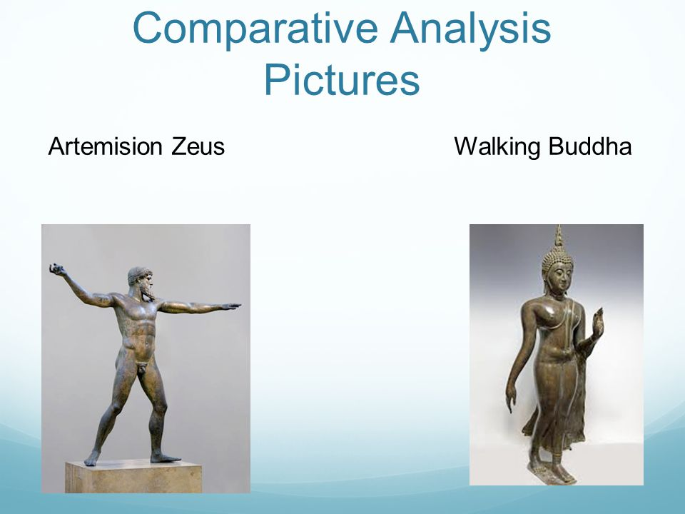 Comparative Analysis Pictures