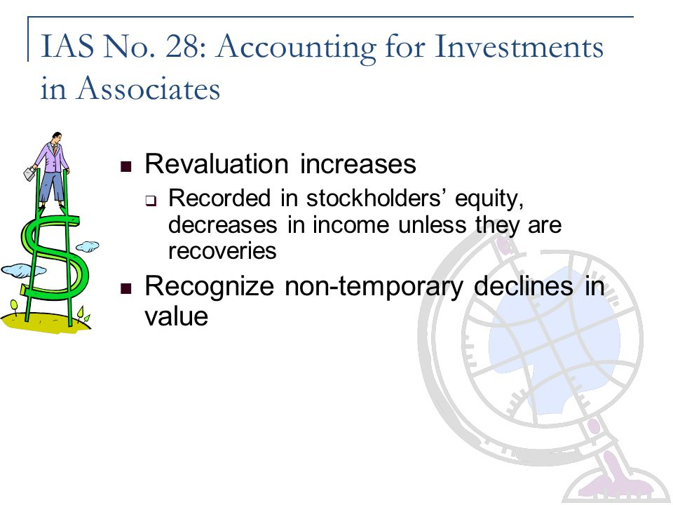 IAS No. 28: Accounting for Investments in Associates