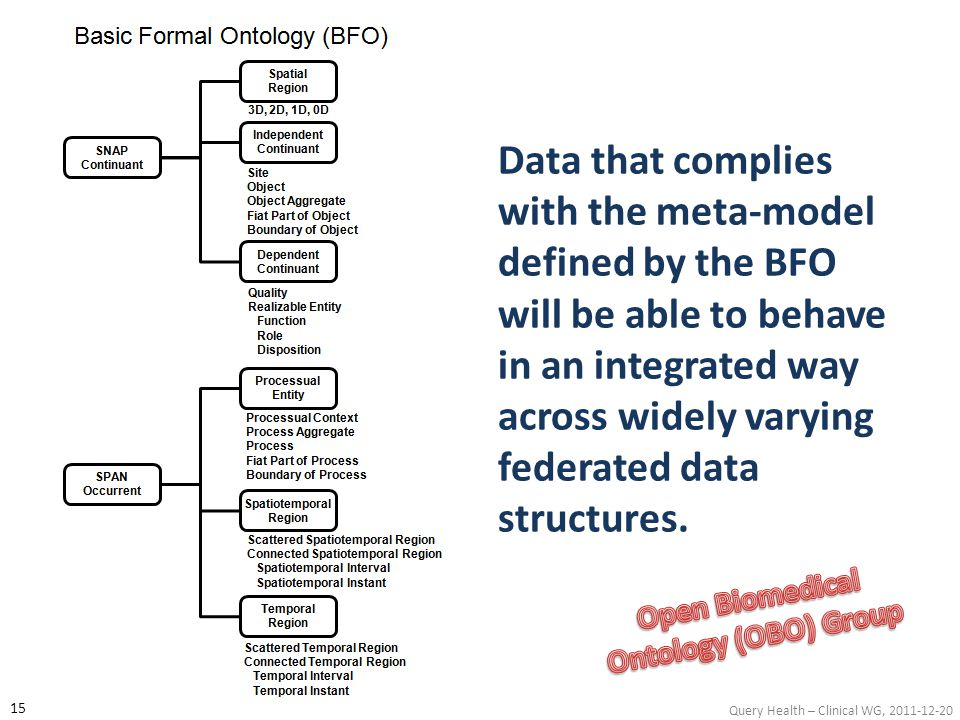 Open Biomedical Ontology (OBO) Group