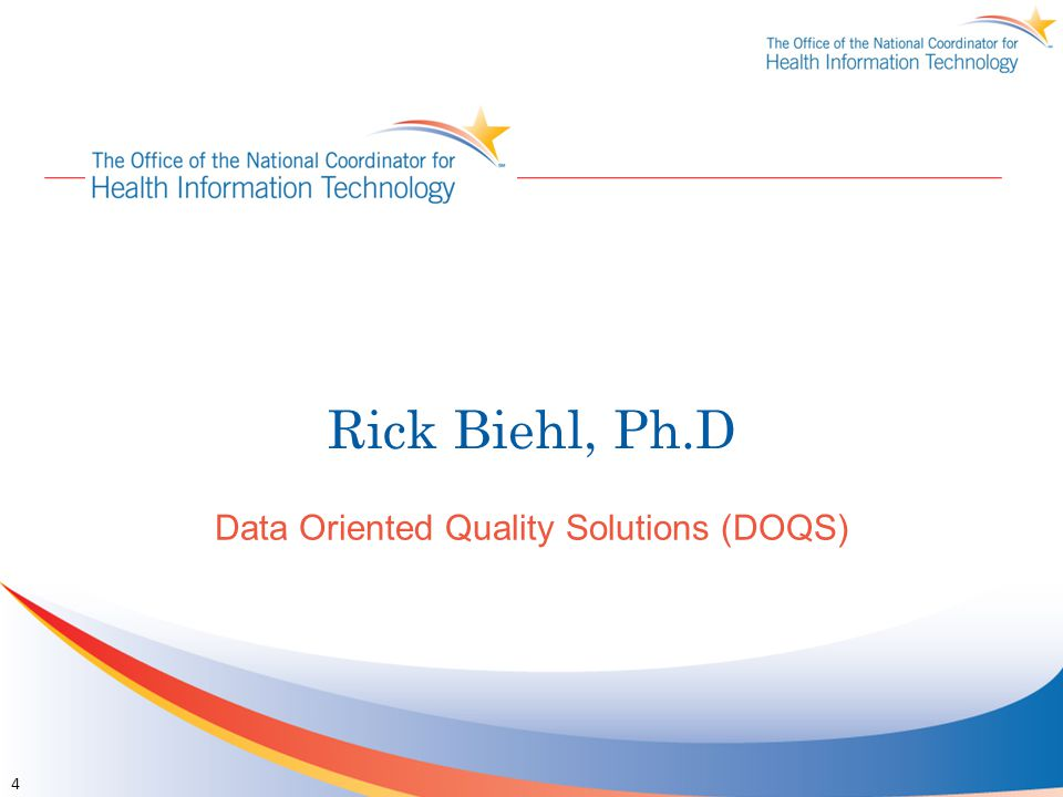 Data Oriented Quality Solutions (DOQS)