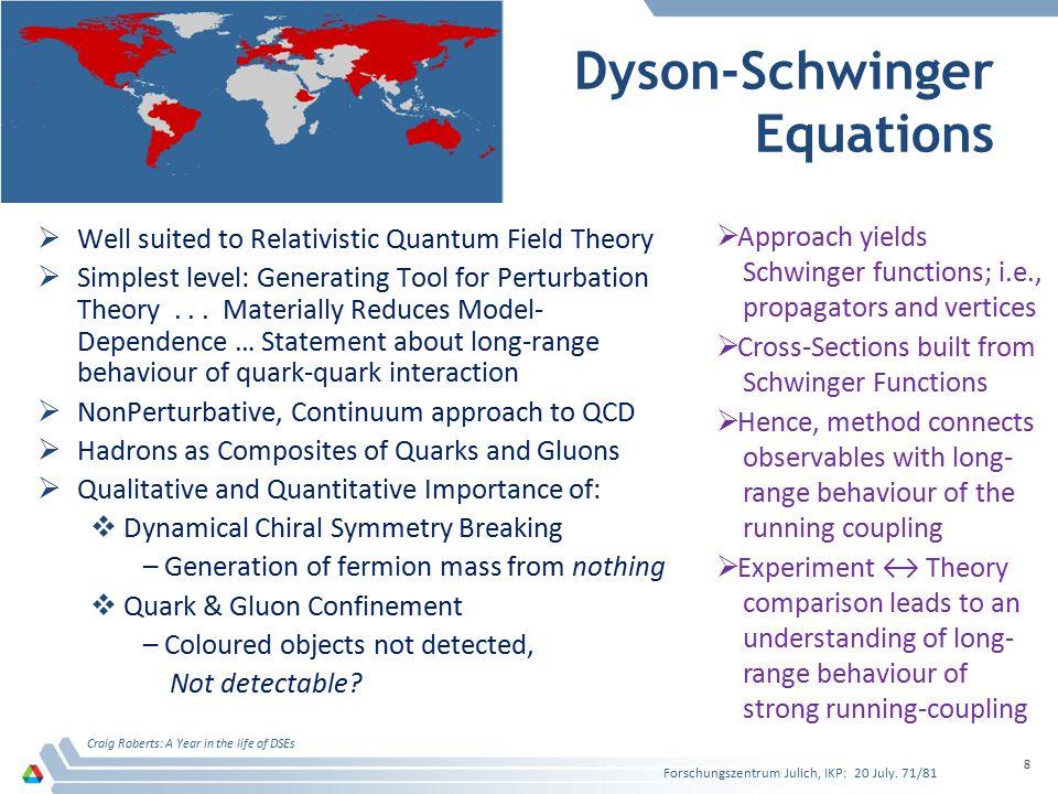 Dyson-Schwinger Equations