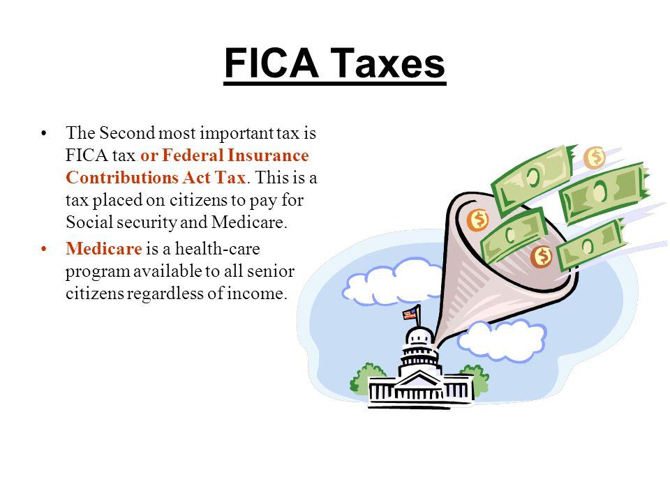 FICA Taxes