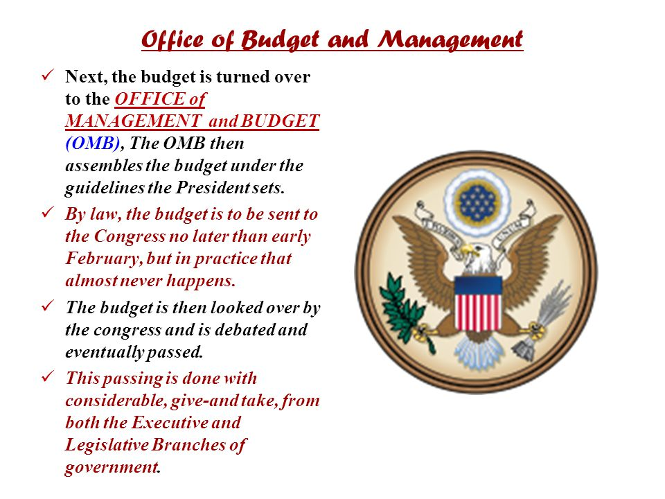 Office of Budget and Management