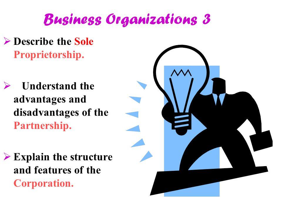 Business Organizations 3