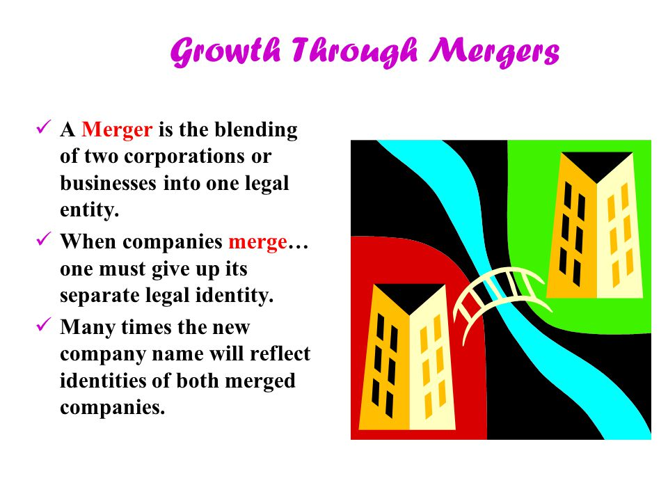 Growth Through Mergers