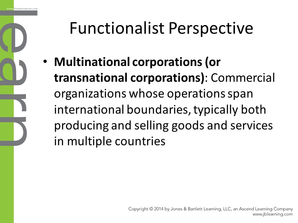functionalist idea a society built around What is functionalism in psychology up with the idea of functionalism other's experiences and they all work together to make a society that is.