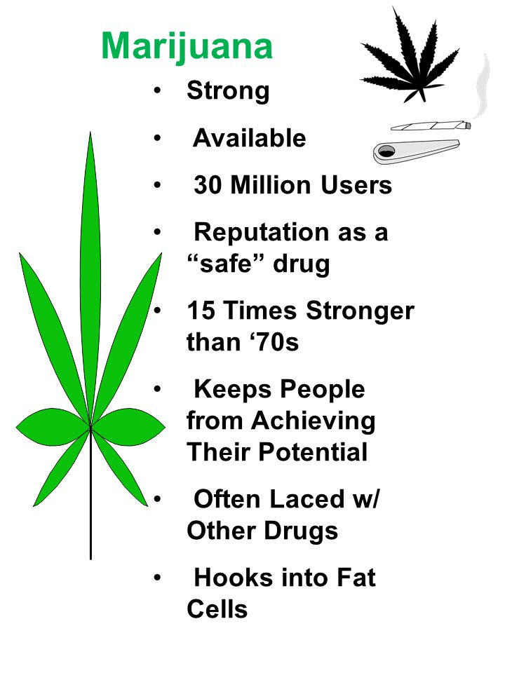 Marijuana Strong Available 30 Million Users