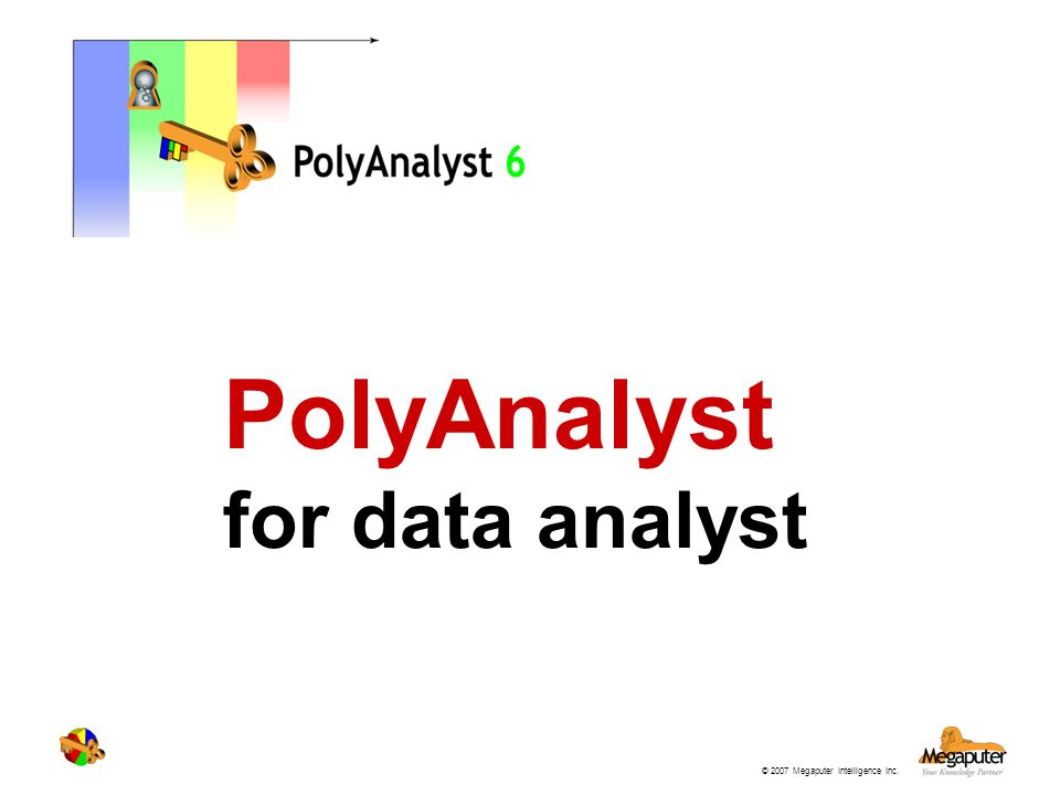 PolyAnalyst for data analyst