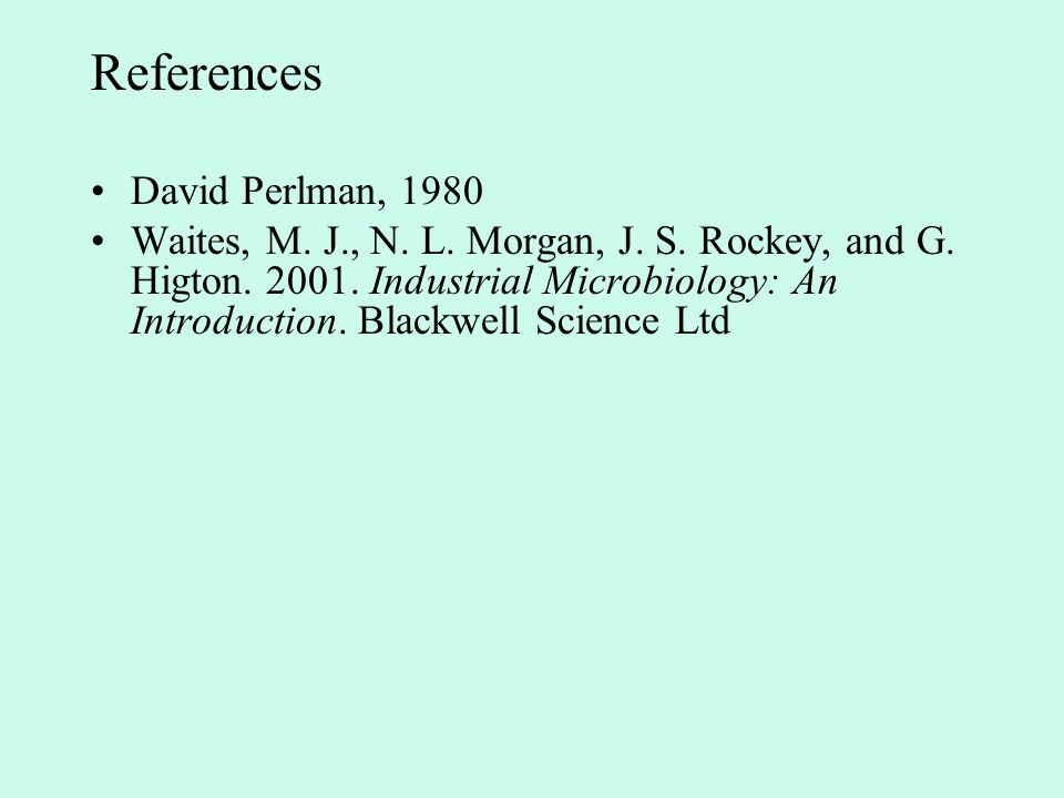 References David Perlman, 1980