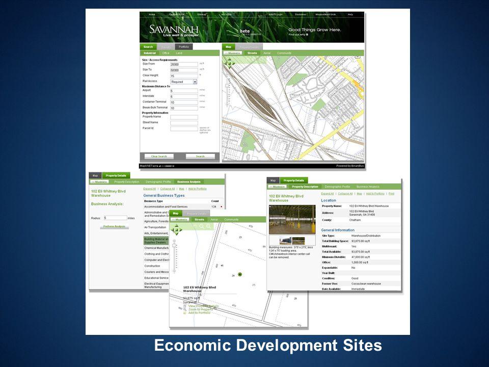 Economic Development Sites