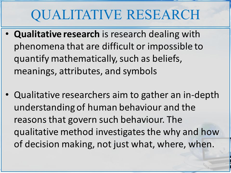 advantages of qualitative research 23032015  advantages and disadvantages of quantitative research advantages and disadvantages of quantitative of qualitative research: advantages of.