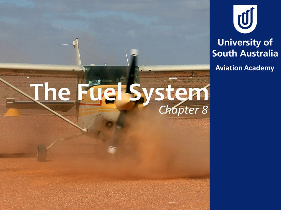 The Fuel System Chapter 8