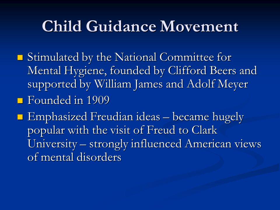 Child Guidance Movement