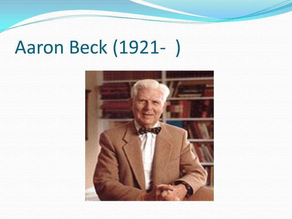 Aaron Beck (1921- )