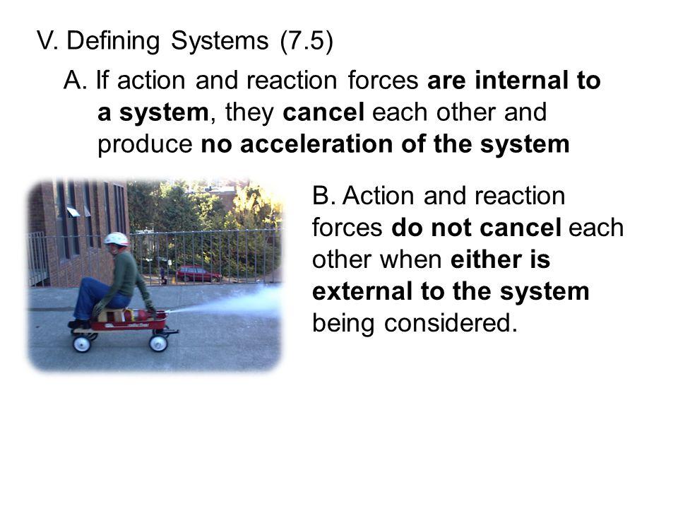 V. Defining Systems (7.5)