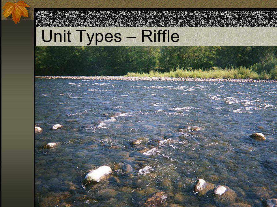 Unit Types – Riffle