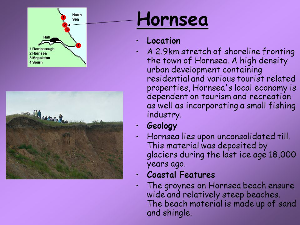Hornsea Location.