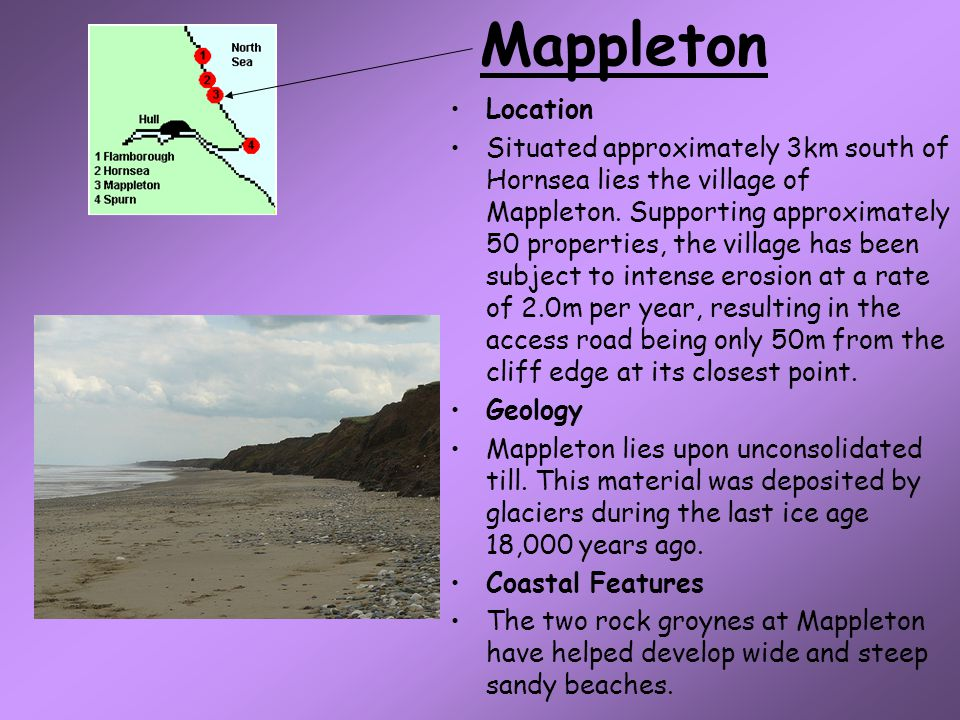 Mappleton Location.