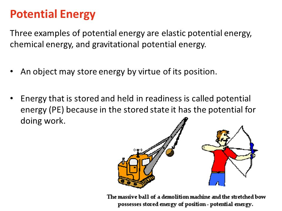 gravitational energy essay What's the difference between kinetic energy and potential energy projectiles are thrown by a trebuchet making use of gravitational potential energy.