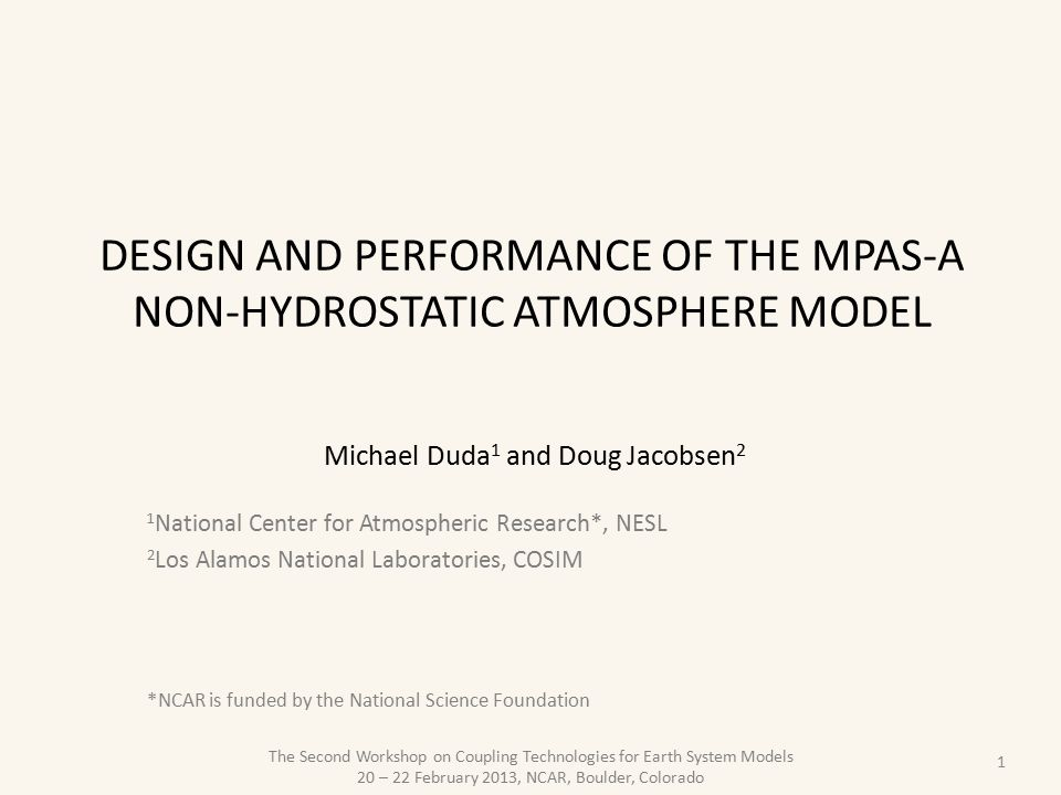 Design and Performance of the MPAS-A Non-hydrostatic atmosphere model